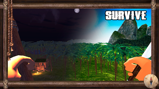 Survival Island: Creative Mode Screenshot