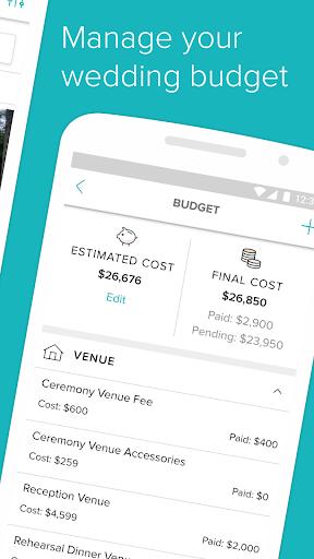 Wedding Countdown & Checklist: Wedding Planner App screenshot
