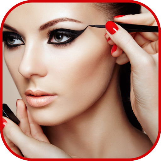 Beauty Cam: Eye Makeup 遊戲 App LOGO-硬是要APP