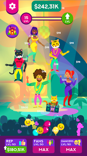 Dance Stars  captures d'écran 1