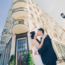 Wedding photographer Vladimir Zlotnik (claroscuro). Photo of 16.11.2014