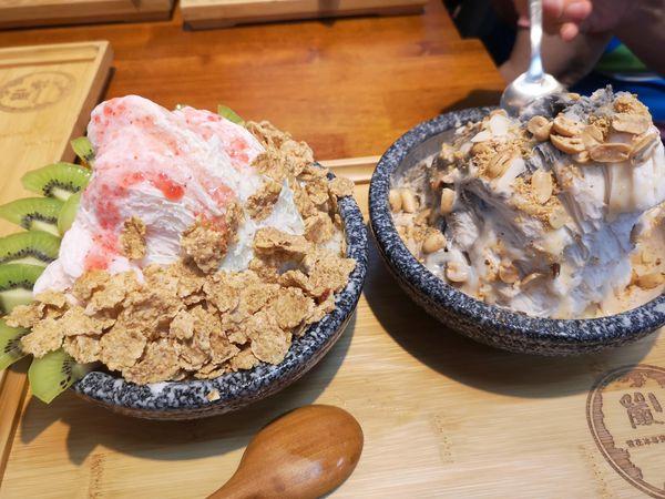 超綿密滑順的雪花冰、口味獨特創新 嚴雪雪花冰專賣店