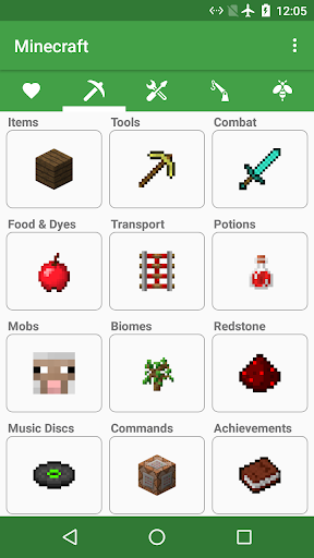 Craft Master Pro - Guide for Minecraft and IC2  screenshots 1