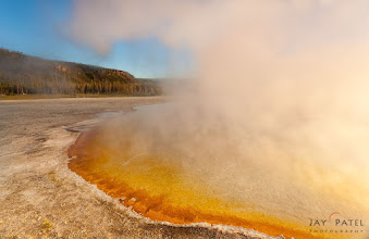 Photo: Simply Hot!!, Yellowstone National Park, WY