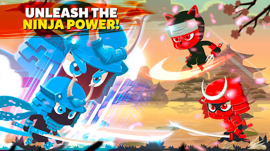 Ninja Dash - Ronin Shinobi: Run, Jump & Slash foes