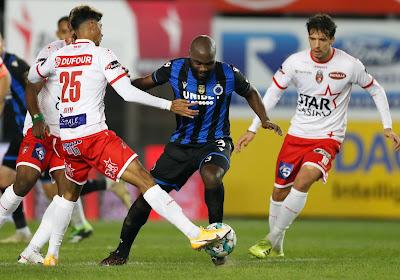 Suivez en DIRECT commenté le match entre le Club de Bruges et Mouscron