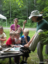 Photo: Great Naturalist at Little River State Park