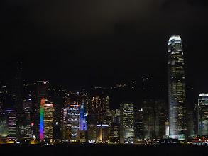 Photo: ...pohled na ostrov Hong Kong...