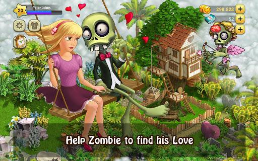 Zombie Castaways android2mod screenshots 5