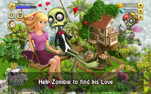 Download Zombie Castaways Mod APK v4.10.2 (Unlimited All) for Android 5