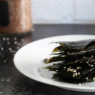 Seaweed Snacks Recipes.