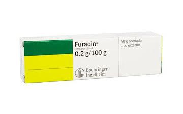 Furacin 0.2/100g Pomada