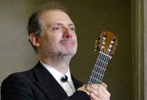 Stefano Grondona, guitarrista.