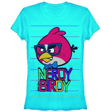 Dam Topp - Nerdy Birdy