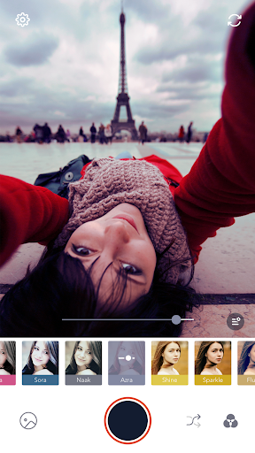 Retrica app (apk) free download for Android/PC/Windows screenshot