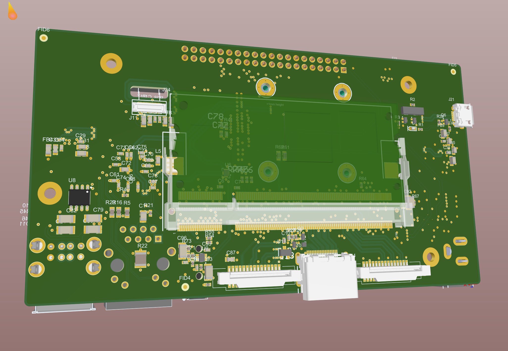 Coupling the Myriad X with direct MIPI image sensors and the Raspberry Pi allows the power of the Myriad X with the huge number of excellent Githubs, libraries, and ease-of-us of the Raspberry Pi