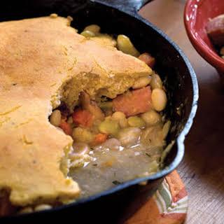 Lima Bean Cassoulet.