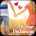 Frases de amor a distancia icon