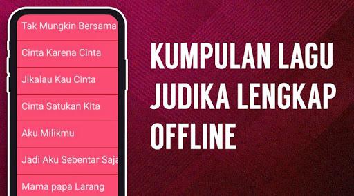 Lagu Judika Tak Mungkin Bersama Offline Terbaru screenshots 2