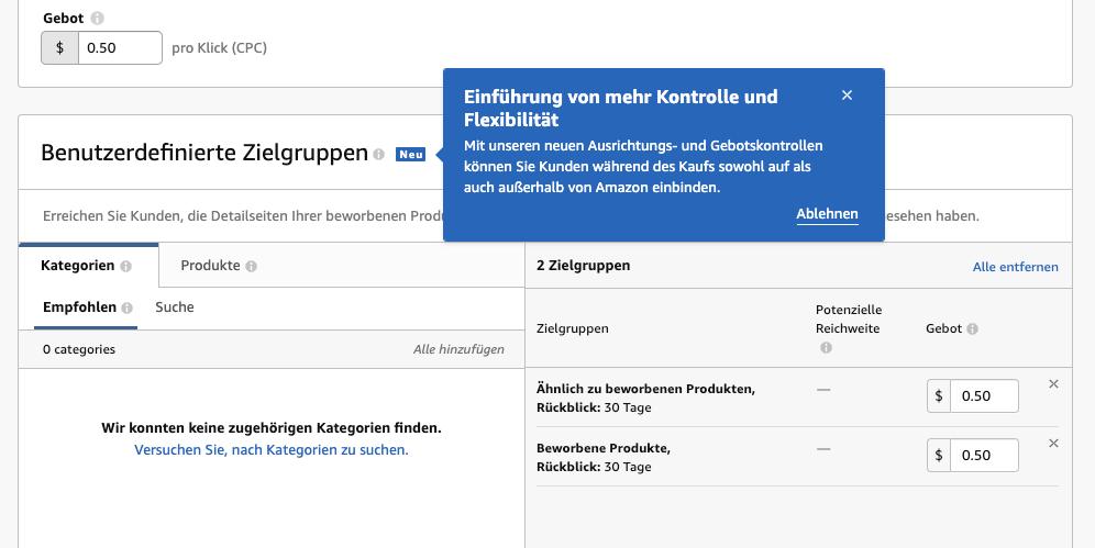 Amazon PPC Remarketing