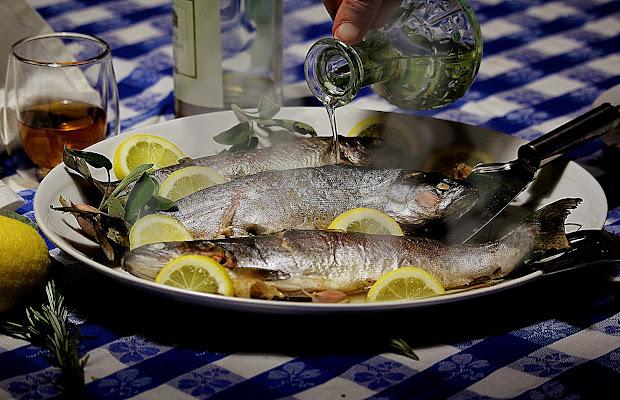 Venerdì pesci di Naldina Fornasari