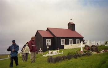 Photo: kostelík v Hafniru