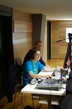 Photo: Video Team at Revelin Room