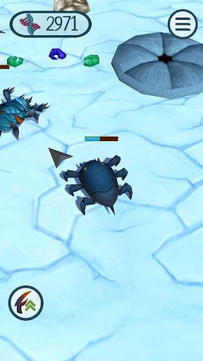 Code Triche Snow Swarm APK MOD screenshots 4