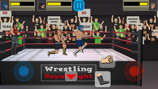 Télécharger Gratuit Wrestling Royal Fight apk mod screenshots 3