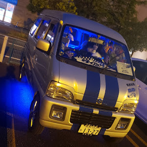 エブリイワゴン DA62W のカスタム事例画像 軽のブライアンさんの2020年07月07日02:49の投稿