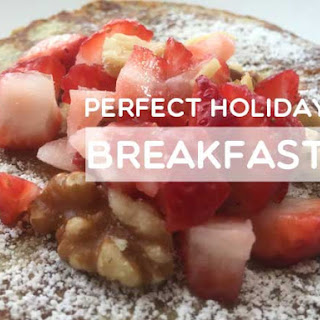 Perfect Holiday Pancakes