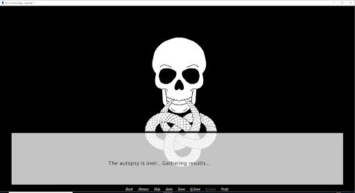The Coroner Saga - Episode 1 screenshot 6