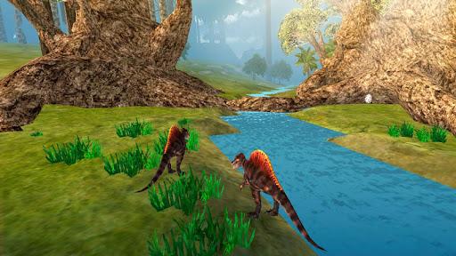 Simulateur de Spinosaurus: Dino Island Prime  captures d'écran 1