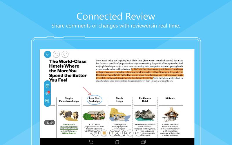 Foxit PDF Business & Converter Screenshot 7