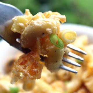 Green Chile Macaroni and Cheese Recipe