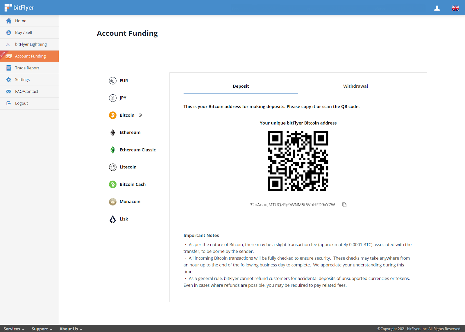 Our new Funding Page is here!