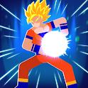 Stickman Attack - Dragon Warriors icon