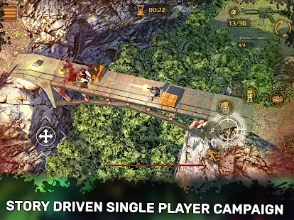 DEAD PLAGUE: Zombie Outbreak Screenshot