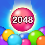 2048 Merge Bubbles!