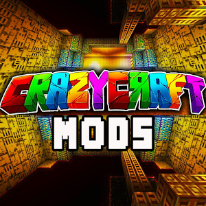 Download crazy craft mod for minecraft for pc for Crazy craft free download