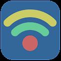 WLAN WiFi contraseña icon