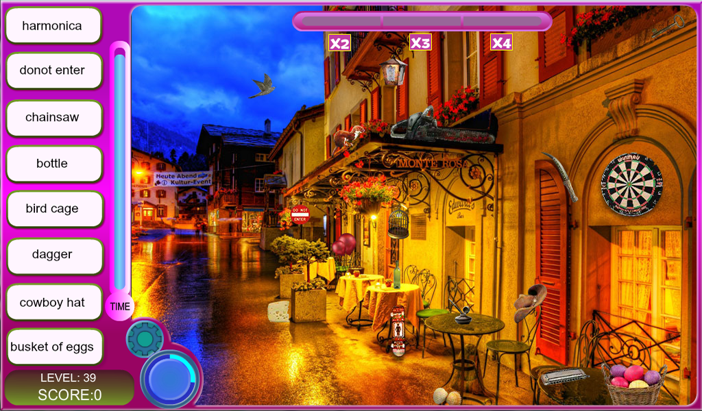 Family Vacation Hidden Object- screenshot