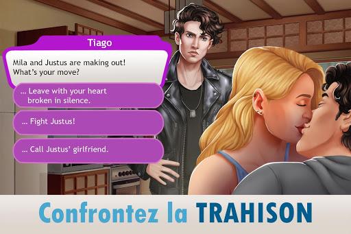Code Triche Histoire d'Amour et Rendez-Vous: Simulateur de Vie APK MOD screenshots 4