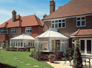 Newly Installed Victorian Conservatories