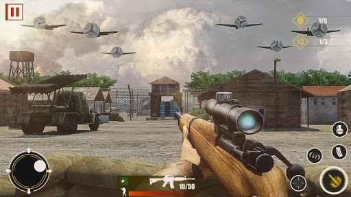 Call of  World War Duty: Shooting Game 1.3 screenshots 12