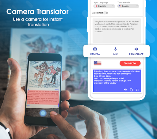 Translate All Language - Voice Text Translator - screenshot