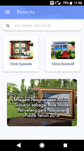 SAntri RSUD Sidoarjo 1.1.0 Screenshots 3