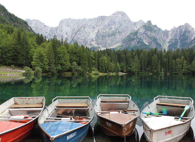 Aria di lago di giuliaferri