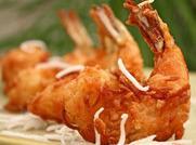 Coconut Battered Shrimp Recipe