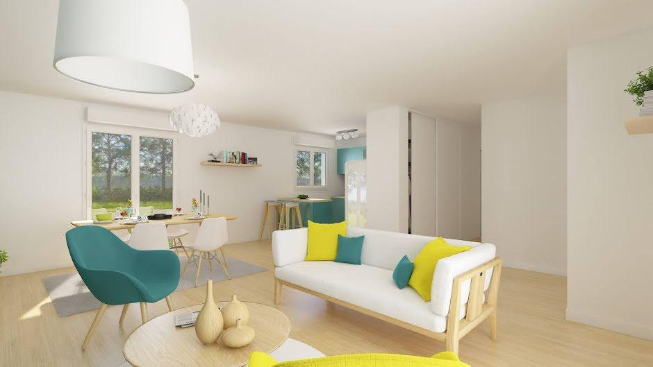 Vente maison 4 pièces 92.38 m² à La Chapelle-sur-Dun (76740), 175 000 €